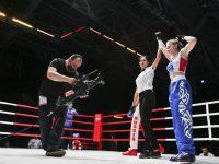 В Ярославском районе стартовал турнир по кикбоксингу, посвящённый Дню России