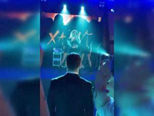 На свадьбе хоккеиста «Локомотива» выступила певица Ханна