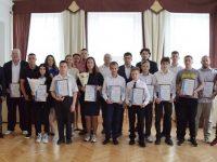 В Ярославле наградили спортсменов по джиу-джитсу
