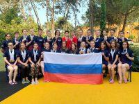 Ярославские спортсмены стали победителями первенства мира по плаванию в ластах