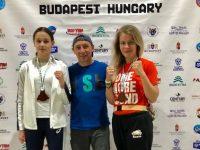 Ярославские кикбоксеры завоевали три медали на Кубке мира в Венгрии