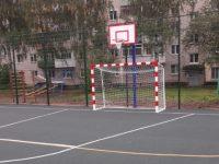 В Угличе состоялась приемка в эксплуатацию многофункциональной спортивной площадки